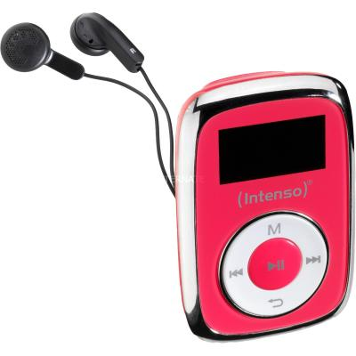 Intenso Music Mover Lecteur MP3 Rose 8 Go