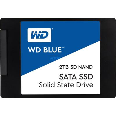 SSD Western Digital Blue 3D NAND 2 To
