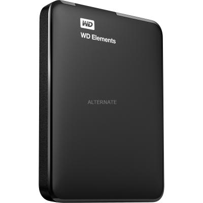 WD Elements Portable 1 To, Disque dur