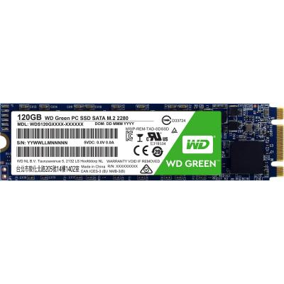WD Green 120Go Internal SSD M.2 SATA