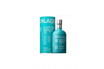 Bruichladdich - scottish barley - the classic laddie - whisky - 50.0% vol. - 70 cl