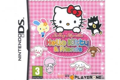 Hello kitty and friends loving life