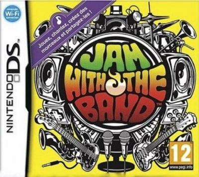 JAM WITH THE BAND - Jeu console DS