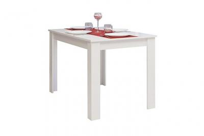 Pepper Table A Manger Blanc