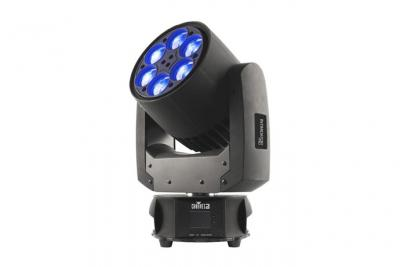 CHAUVET - INTIMTRIO - Intimidator Trio Led Moving Head - Lyre 6 led de 21W RGBW