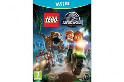 WARNER BROS LEGO JURASSIC WORLD - WII U