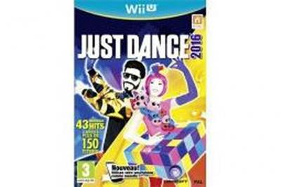 Just dance 2016 jeu wii u