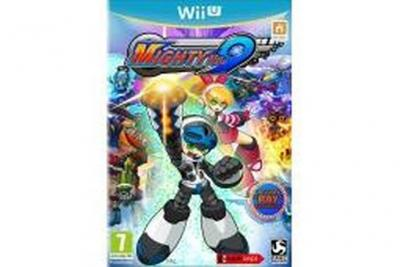 DEEP SILVER Mighty No 9 - Wii U
