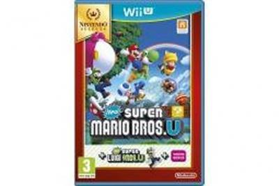 New Super Mario Bros U Selects