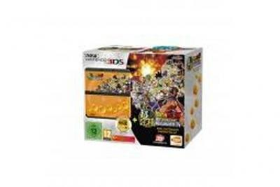 Console New 3DS Dragon Ball Z Extreme Butoden
