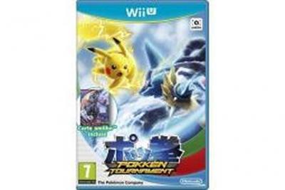 Pokkén Tournament Jeu Wii U