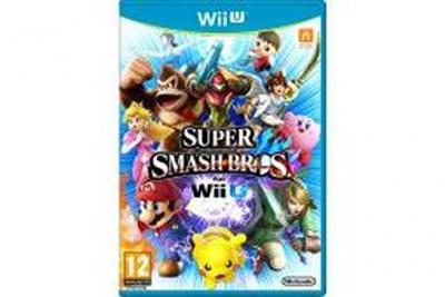 Wii U - Super Smash Bros Brawl