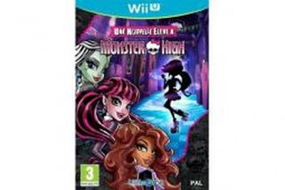 Une Nouvelle Eleve a Monster High