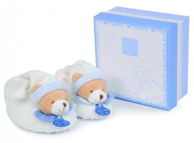 Chaussons ours petit chou 6-12 mois