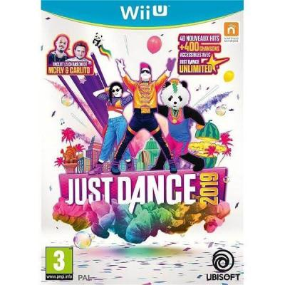 Jeu Nintendo Wii U - Just Dance 2019