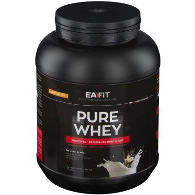 EAFIT PURE WHEY VANILLE INTENSE 750