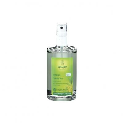 Weleda Citrus Déodorant spray