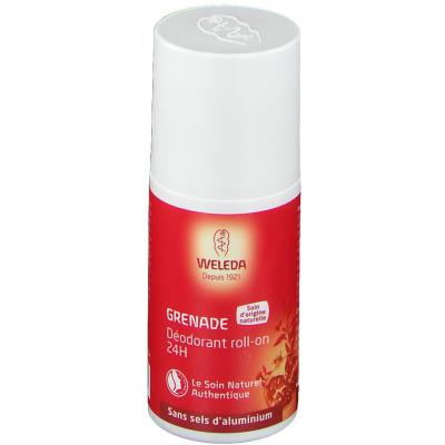 Weleda Grenade Déodorant Roll-On 50 Ml