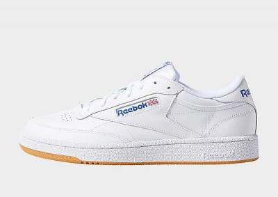Baskets basses Club C85 Classic Blanc Reebok