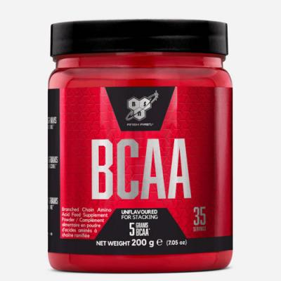 BCAA DNA BSN Nutrition 200g Unflavored
