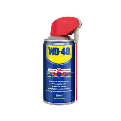 Spray Double Position Multifonction WD-40 250 ml