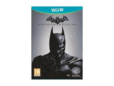Warner Batman Arkham Origins Wii U