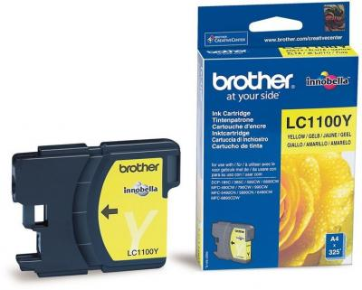 BROTHER LC1100Y Jaune