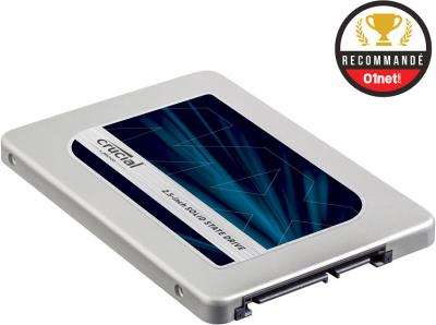 SSD interne Crucial CT1000MX500SSD1